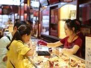 Hai thương hiệu vàng trong nước và thế giới tăng giảm trái chiều nhau