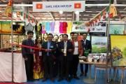 Gian hàng Việt Nam tại Hội chợ quốc tế Alger lần thứ 51 được đánh giá cao