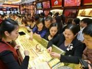 Hai thương hiệu vàng trong nước tăng 50.000 đồng theo giá thế giới