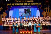 3 kỹ sư của Đạm Cà Mau được tuyên dương người thợ trẻ giỏi toàn quốc lần thứ IX
