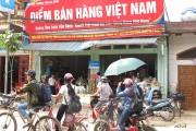 Đưa hàng Việt đến với công nhân