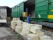 Thứ tự ưu tiên trong vận tải hàng hóa đường sắt