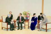 Chủ tịch nước và Phu nhân hội kiến Nhà vua và Hoàng hậu Nhật Bản