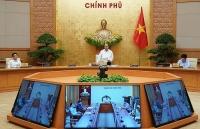 thu tuong chu tri phien hop chinh phu thuong ky thang 4