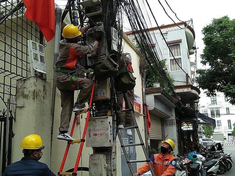 PC Hải Phòng: Tăng cường công tác quản lý hệ thống đo đếm điện năng bán điện