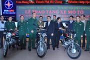 PC Hà Giang: Ấm áp nghĩa tình ngành điện