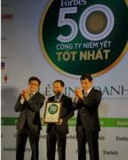 PV GAS: Tiếp tục được Forbes Việt Nam vinh danh