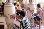 Gốm Chu Đậu: Phát triển thương hiệu gắn với du lịch