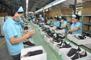 Ngành da giày: Phụ thuộc nguyên liệu nhập khẩu