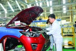 Công nghiệp hỗ trợ ngành ôtô: Đường đến chuỗi giá trị toàn cầu