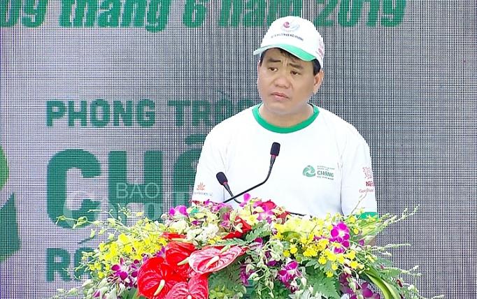 thu tuong chinh phu phat dong phong trao toan quoc chong rac thai nhua