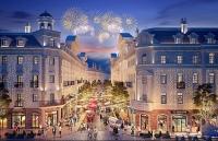 shophouse europe thien duong mua sam dam chat au chau