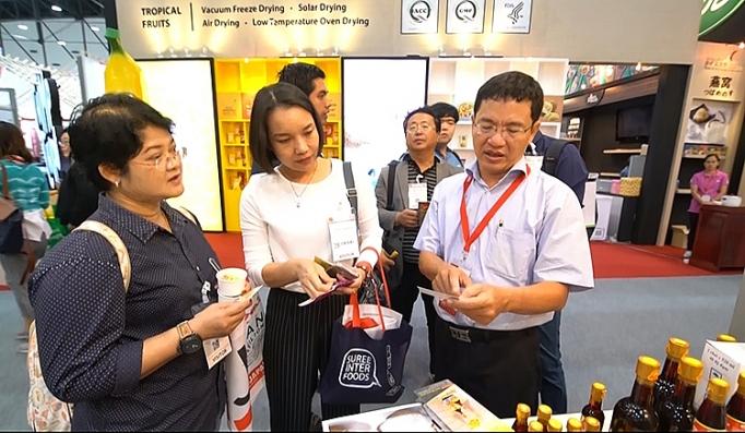 ket noi kinh doanh qua thaifex 2019