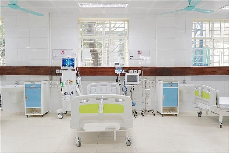 Bên trong ICU tại BVĐK Bắc Ninh (39)