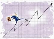 Tiếp nối ngân hàng, cổ phiếu chứng khoán đồng loạt tăng điểm
