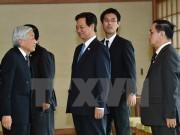 Hoạt động của Thủ tướng Nguyễn Tấn Dũng tại Nhật Bản