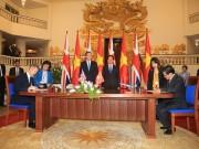 Rolls Royce và Vietnam Airlines ký kết hợp đồng trị giá 580 triệu USD