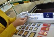 Giá vàng SJC giảm 1,4 triệu đồng cả tháng