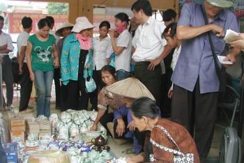thai nguyen dua hang viet den voi nguoi dan mien nui