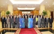 Tổng Bí thư gặp mặt các Đại sứ, Trưởng đại diện Việt Nam ở nước ngoài