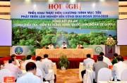 Phó Thủ tướng chủ trì hội nghị triển khai chương trình lâm nghiệp bền vững