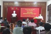 Thừa Thiên Huế tổ chức Hội nghị giao ban báo chí tháng 7