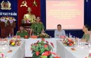 Bộ Công an kiểm tra an toàn PCCC Tuần lễ Cấp cao APEC 2017 tại Đà Nẵng
