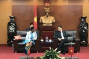 Bộ trưởng Trần Tuấn Anh tiếp Đại sứ Cộng hòa Nam Phi tại Việt Nam
