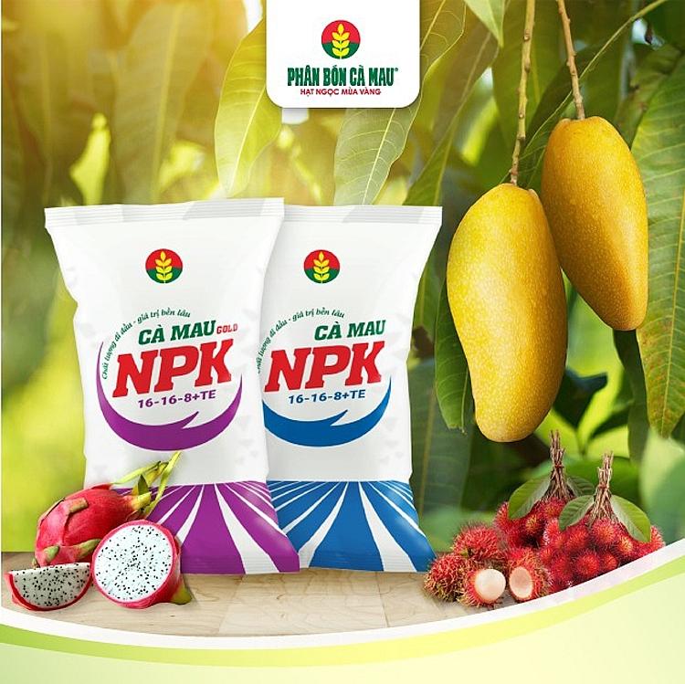 NPK Cà Mau, công thức ưu việt, bí kíp vàng cho vụ mùa trúng lớn