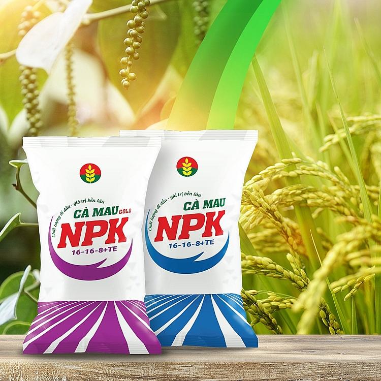 NPK Cà Mau: Chất lượng đi đầu, giá trị bền lâu