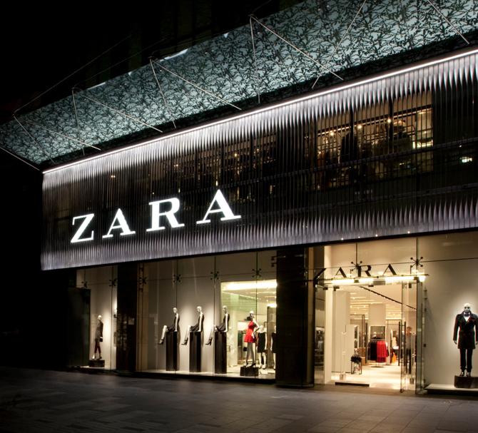 ZARA khuyến mãi Black Friday – giảm giá 50% tất cả sản phẩm ảnh 1