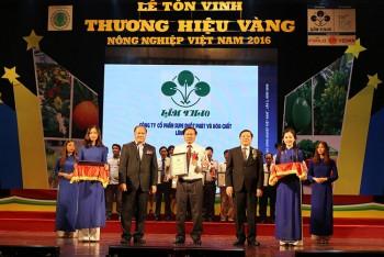supe lam thao thuong hieu vang nong nghiep viet nam nam 2016