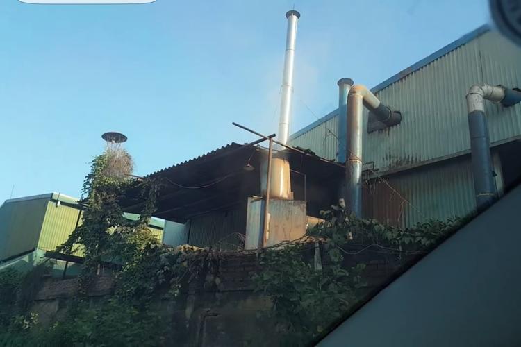 Gây ô nhiễm môi trường nghiêm trọng