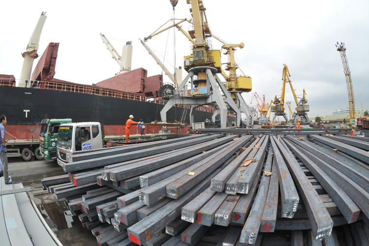 Вьетнам увеличил экспорт стали