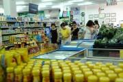 Hà Nội: Hàng Việt chiếm phần lớn trong siêu thị