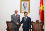 Tích cực chuẩn bị nội dung cho phiên họp Ủy ban Liên chính phủ Việt-Nga