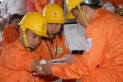 Công đoàn điện lực Việt Nam dành nhiều kinh phí cho hoạt động xã hội