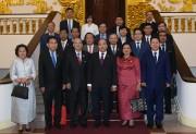Thủ tướng tiếp Phó Chủ tịch Thượng viện Campuchia