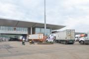 Lào Cai: Sôi động xuất nhập khẩu hàng hóa