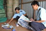 Quyết liệt chống buôn lậu thuốc lá và đường cát