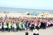 Hơn 1.500 tân sinh viên Đại học Đông Á kêu gọi bảo vệ môi trường biển