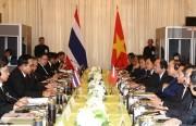 Bộ trưởng Trần Tuấn Anh tháp tùng Thủ tướng thăm chính thức Vương quốc Thái Lan