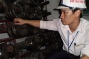 """""""Cây sáng kiến"""" của Nhà máy Cán thép Thái Nguyên"""