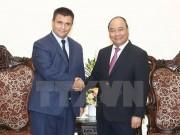 Thủ tướng Nguyễn Xuân Phúc tiếp Bộ trưởng Ngoại giao Ukraine