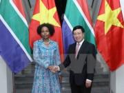 Việt Nam-Nam Phi quyết tâm đưa kim ngạch thương mại lên mức 2 tỷ USD
