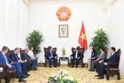 Thủ tướng Nguyễn Xuân Phúc tiếp Phó Thủ tướng thứ nhất Serbia