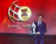 BRG và ngân hàng SeaBank được vinh danh giải thưởng quốc tế