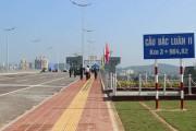 Quảng Ninh: Khánh thành cầu Bắc Luân II
