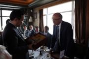 Phó Thủ tướng Vương Đình Huệ thăm các dự án năng lượng sạch của Bỉ