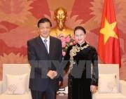 Việt Nam coi trọng phát triển quan hệ hữu nghị với Trung Quốc